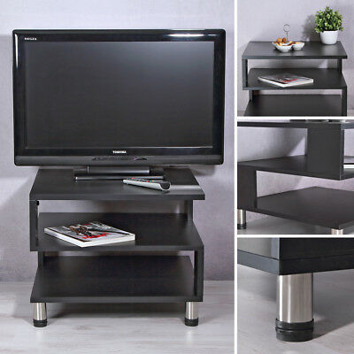 s vidaxl tv schrank lowboard fernsehtisch couchtisch beistelltisch 110x50x40 cm eur 37 99. Black Bedroom Furniture Sets. Home Design Ideas