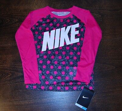 Girls Nike athletic shirt