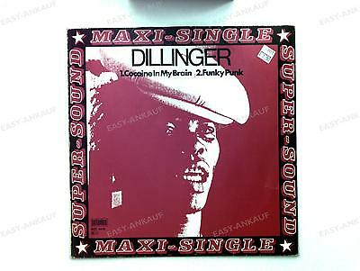 Dillinger - Cocaine In My Brain / Funky Punk GER Maxi 1979 //3