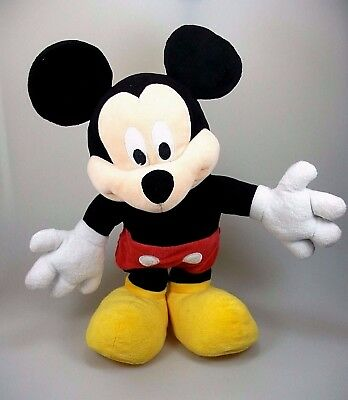 Disney Store Mickey Mouse Micky Maus Clubhouse Wunderhaus ca. 35 cm tanzt singt
