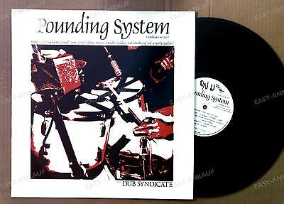 The Dub Syndicate - The Pounding System (Ambience In Dub) UK LP A. Sherwood //1