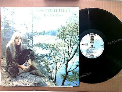 Joni Mitchell - For The Roses GER LP + Insert //7