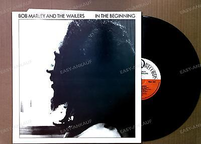 Bob Marley And The Wailers - In The Beginning UK LP 1983 //1