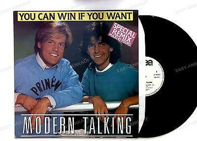 Modern Talking You Can Win If You Want (Spec Remix) FRA Maxi 1985 Diff Cover //2