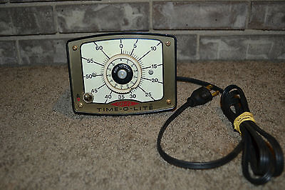 WORKING!!! Veeder Root Co. TIME-O-LITE Model GR-72 Timer EXCEPTIONAL COND!!!