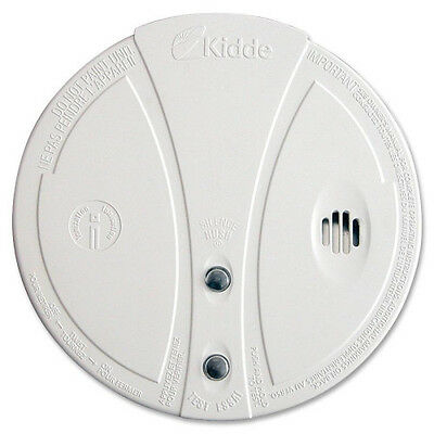 Kidde Smoke Alarm with Hush 0916KCA