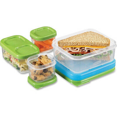 Rubbermaid LunchBlox Storage Ware 1815379