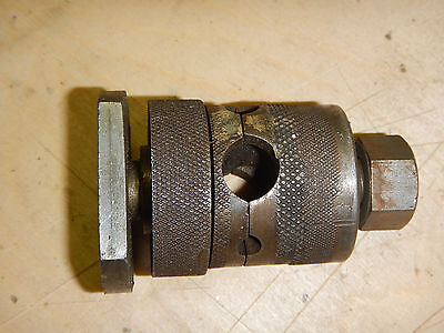 Older Small Metal Lathe Boring Bar Tool Holder Turret A