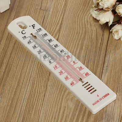 -40-50℃/-40-120℉ Wall Hung Thermometer For Indoor Outdoor Garden Kitchen Office