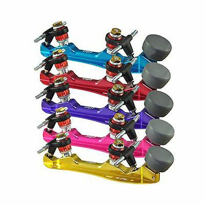 Colored Falcon Plus Plates – Roller Skate Plates Sold as a Pair