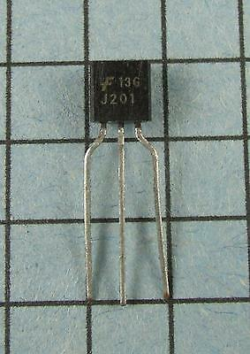 J201 : JFET N-CH 40V 0.625W TO92 : 5pcs per Lot
