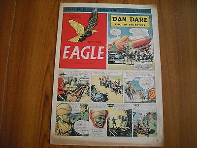 EAGLE COMIC - SEPTEMBER 7th 1951 - VOLUME 2 No. 22