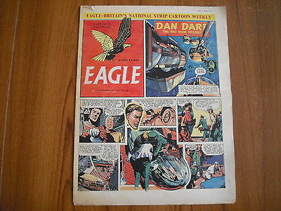 EAGLE COMIC - JANUARY 11th 1952 - VOLUME 2 No. 40