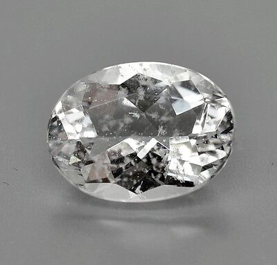 THEBEAUTYINTHEROCKS-20-Pollucite  3.39 ct. rare stone