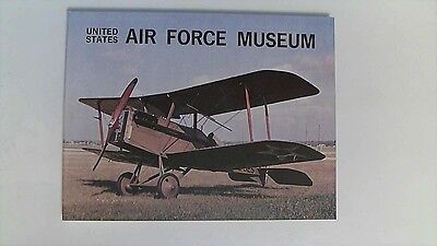 Vintage United States Air Force Museum Guide Dayton OH USAF Wright-Patterson 80s