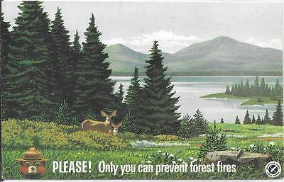 Smokey The Bear - Forest Service, U.s. Dept. Of Agriculture