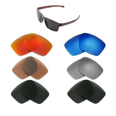 539626e549 Walleva Replacement Lenses for Oakley Sliver F Sunglasses-Multiple Options