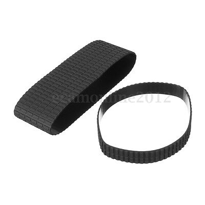 A Set Zoom & Focusing Rubber Lens Ring Replacement Part For Tamron 24-70 1:2.8