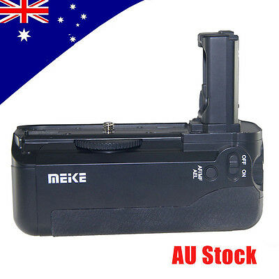 Pro Meike MK-A7 Vertical Multi-Power Battery Grip Holder Pack f Sony A7 A7r A7s