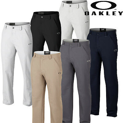 Oakley Mens Take Pant 2.5 Hydrolix Stretch Performance Golf Trousers