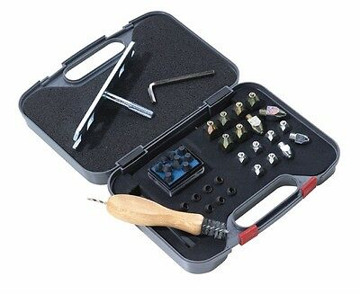 Shires Stud Kit, horse shoe studs,+ plugs, spanner, cleaner, carry case