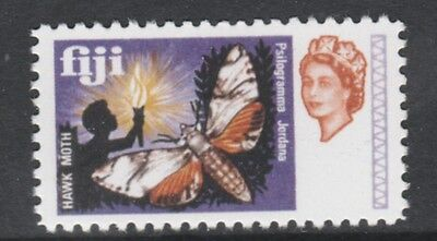 Fiji 3235 - 1968 MOTH  MISSING VALUE  - a Maryland FORGERY unused
