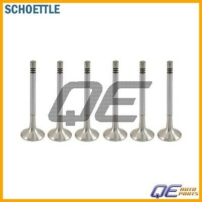 6 Rear Porsche 911 Boxster Engine Intake Valve Schoettle 99610511152