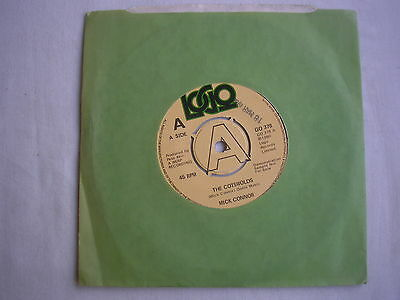 """MICK CONNOR The Cotswolds UK 7"""" 1980 promo ex+"""
