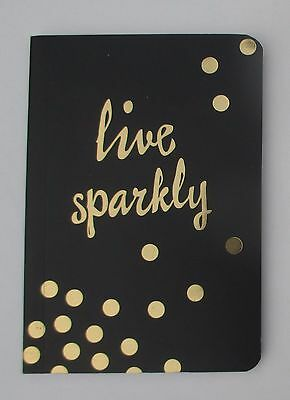 z Live sparkly Pocket Travel Journal diary note Book prayer dream