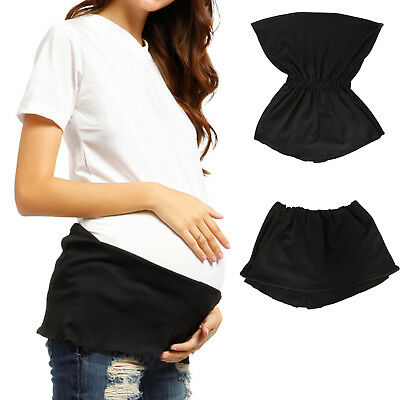 New Elastic Maternity Pregnancy Belly Belt Band with Adjustable Waist Extender