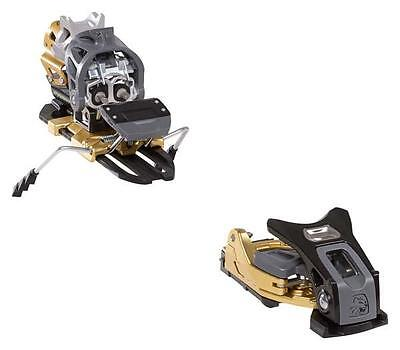 Dynafit Beast 16 120 Mm 120 mm Black   Gold Bindungen berg