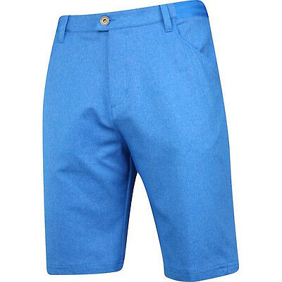 Adidas Range Mens Golf Shorts - Blue