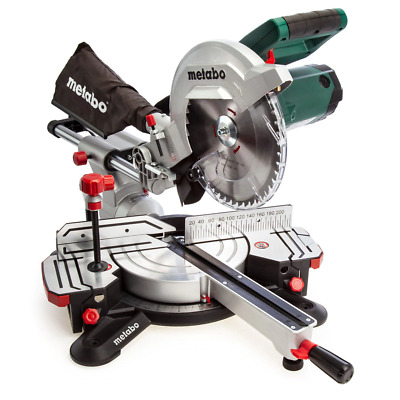 Metabo KGS254M Sliding Mitre Saw 254mm 1800w 240V