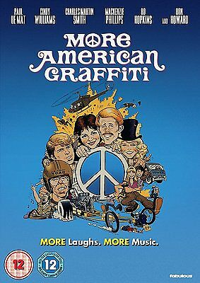 More American Graffiti - DVD NEW & SEALED - Ron Howard