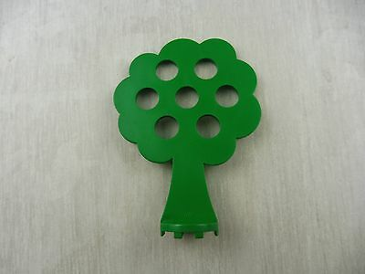 Légo Fabuland x681px1 Tree Arbre Vert Green with Apple Pomme 3675 3659 3680 F5
