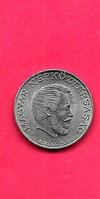 Hungary Hungarian Km594 1979 Unc-Uncirculated 5 Forint Old Coin
