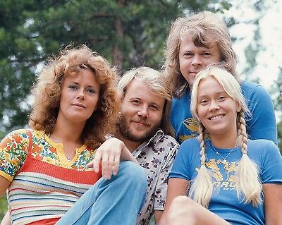 "Abba 10"" x 8"" Photograph no 154"