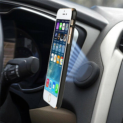 Universal Car Magnetic Phone Holder Mount Stand For iPhone Samsung Sat Nav GPS