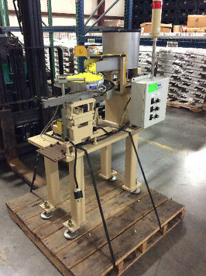 American Feeder Systems Vibratory Bowl Feeder With Hopper / Bowl Inline Control