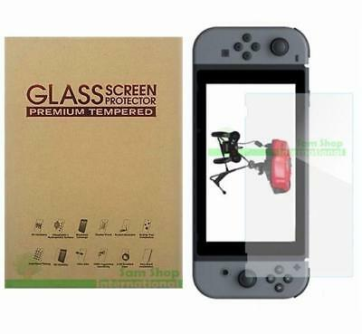 9H Premium Tempered Glass Screen Protector Guard Shield  Nintendo Switch 1X, 2X