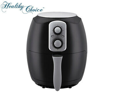 Healthy Choice Multifunction Air Fryer - Black