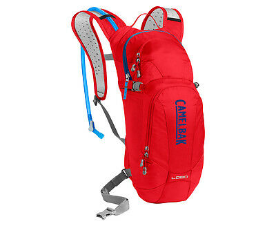 CamelBak Lobo 3L Hydration Pack - Racing Red/Pitch Blue
