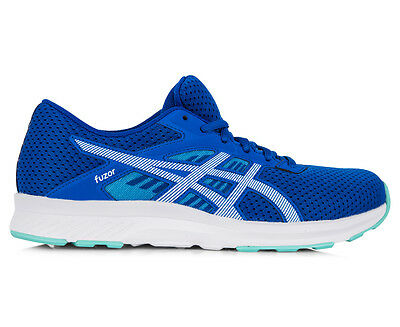 ASICS Women's Fuzor Shoe - Imperial/White/Aruba Blue