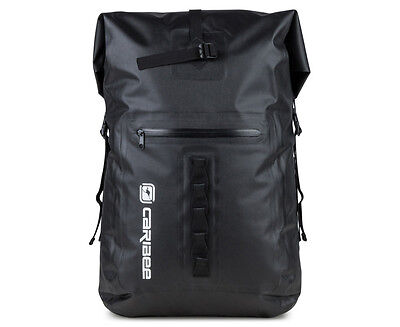 Caribee Trident Waterproof 32L Dry Bag - Black