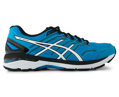 ASICS Men's GT-2000 5 Shoe - Island Blue/White/Black