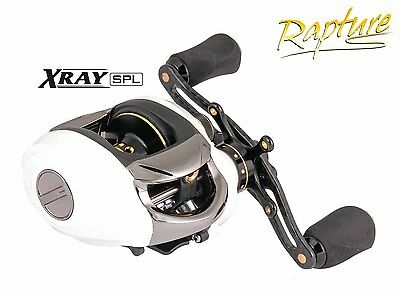 03185700 Mulinello Rapture X-Ray SPL 10 Bb Bait Casting Pesca Spinning PP