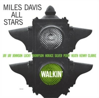 MILES DAVIS Allstars Walkin LP Vinyl NEW 2015 Jazz