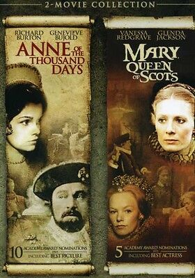 Anne of the Thousand Days/Mary, Queen of Scots [2 Di (2007, REGION 1 DVD New) WS