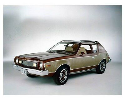 1970 AMC Gremlin Voyager ORIGINAL Factory Transparency oub3561