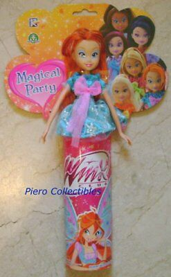 Winx Club Magical Party Doll BLOOM